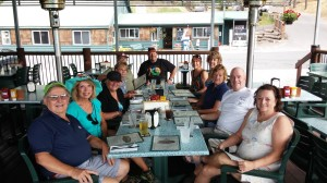 Rockford Bay Boat Outing August 3, 2015